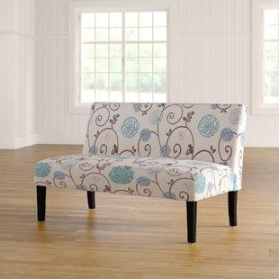 Nhat Floral Loveseat