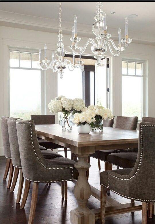 25 Elegant Dining Room More