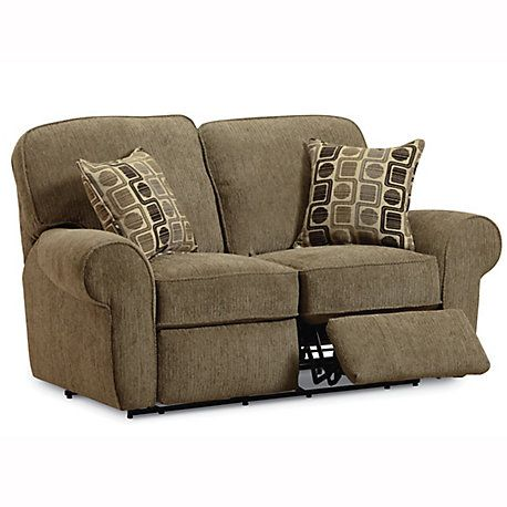 Lane Megan Double Reclining Loveseat - You Choose the Fabric