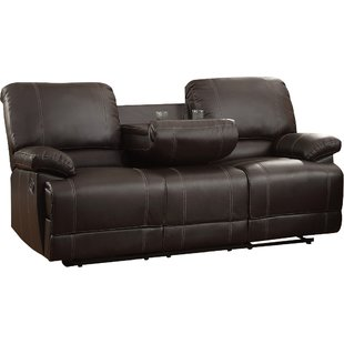 Edgar Double Reclining Sofa