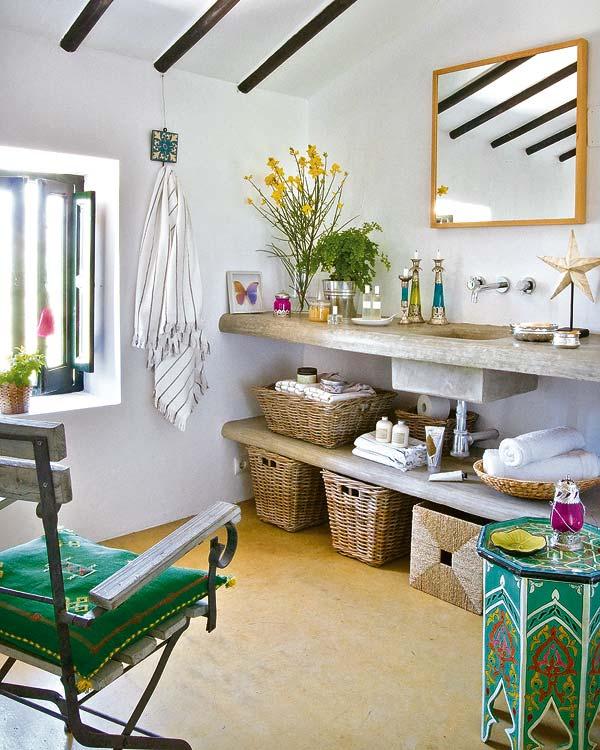 Home Decorating - bathrooms