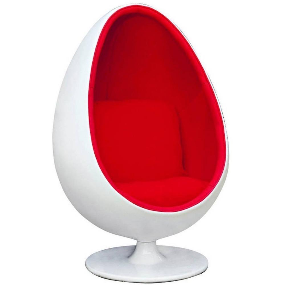 hot sale home furniture cheap egg pod ball chair