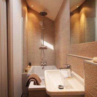 Bathroom - traditional bathroom idea in Other