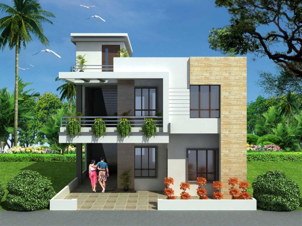 Exterior Design 3D Showcase Residential Commercials Hotel