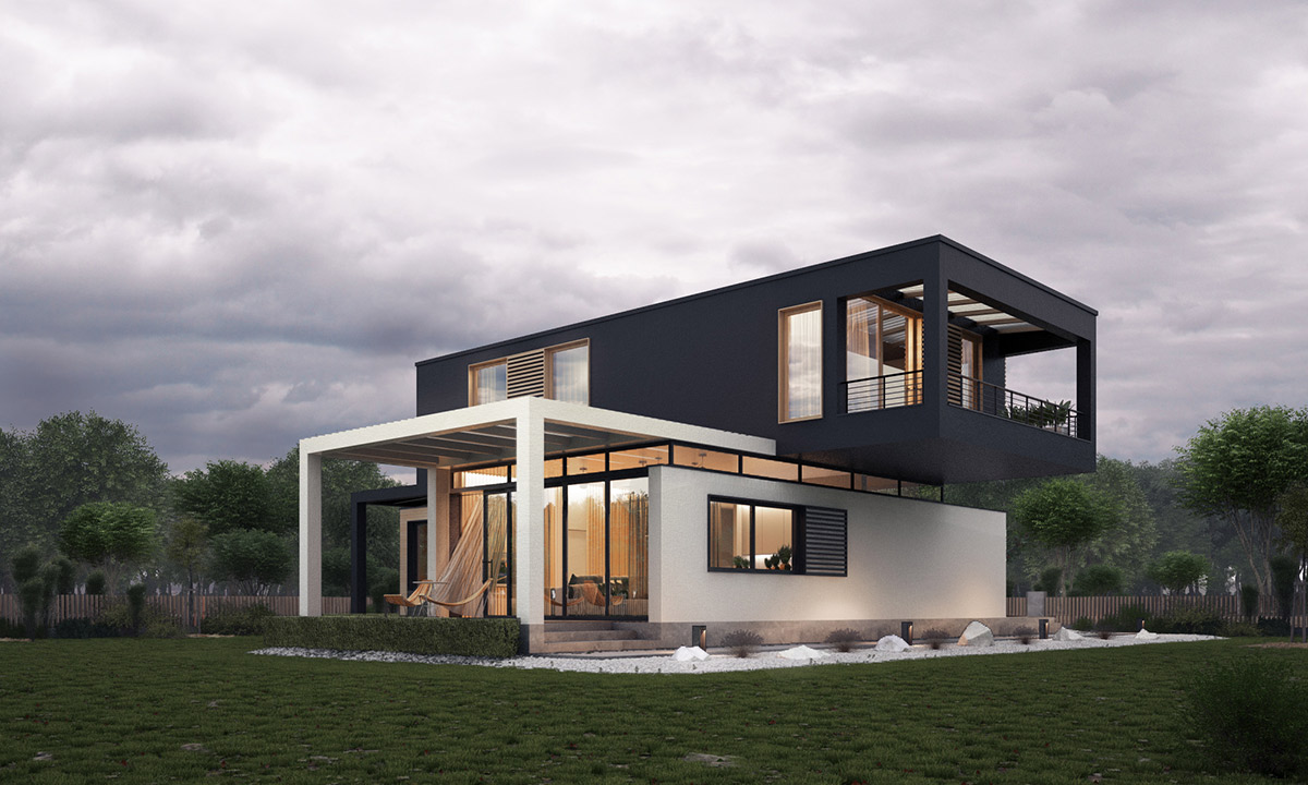 Exterior Design 50 Stunning Modern Home Designs That Have Awesome Facades