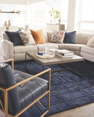 Living Room Furniture | Family Room Furniture | Ethan Allen