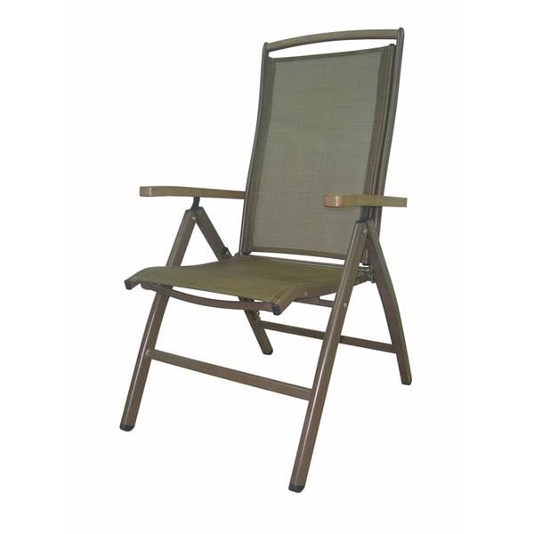 Shop Panama Jack Island Breeze Multi-Position Folding Armchair