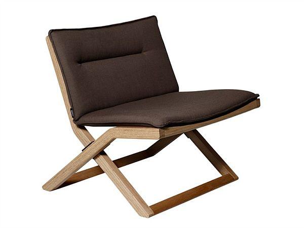 Folding Cruiser Armchair by Marina Bautier