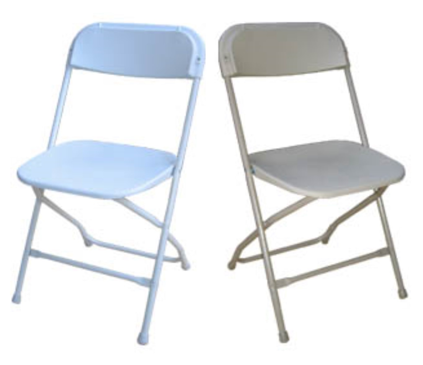 Plastic Folding Chairs Rentals