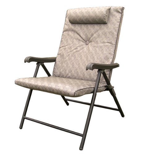 Traveller Location : Prime Products 13-3371 Brown Prime Plus Folding Chair : Folding  Patio Chairs : Automotive