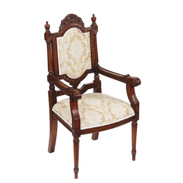 Design Toscano French Armchair | Wayfair