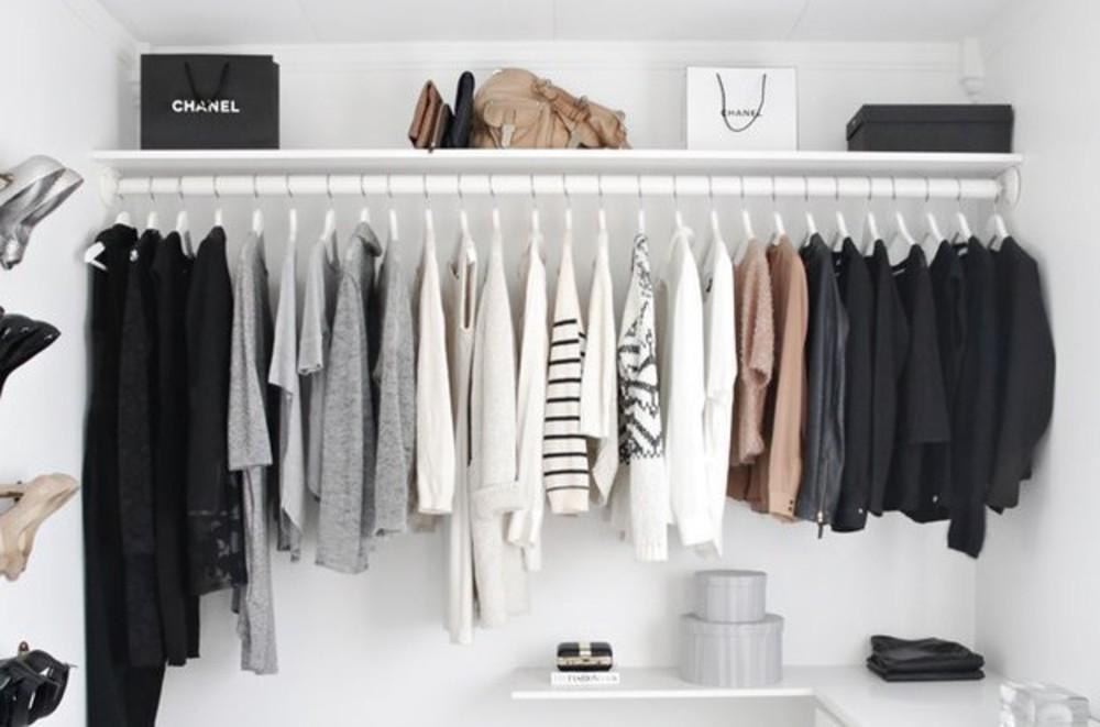 5-piece french wardrobe