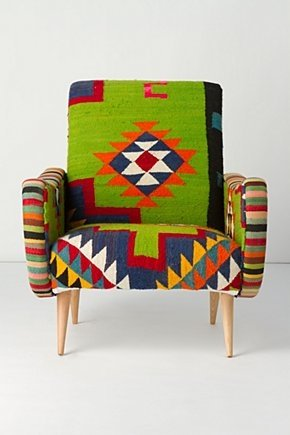 Funky armchairs 1