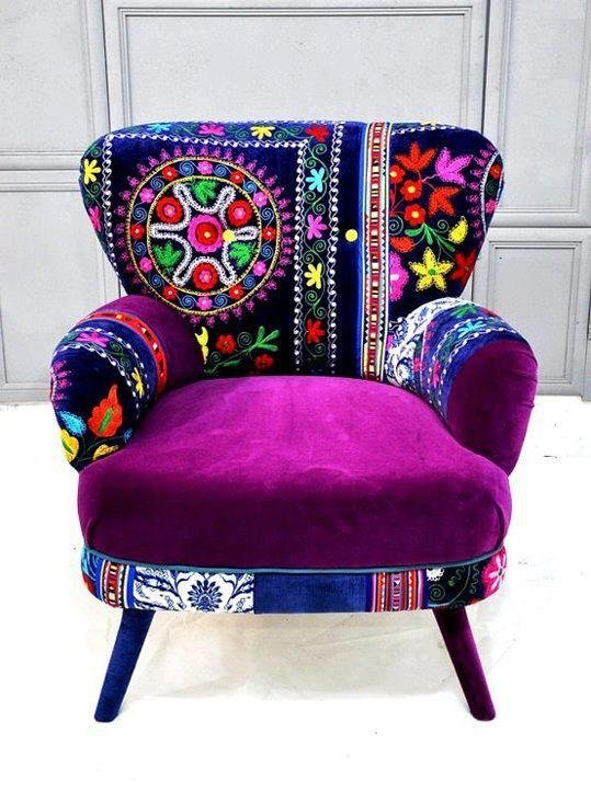Funky Arm Chairs