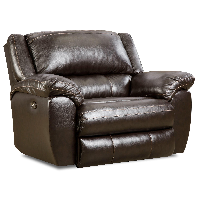 United Furniture Industries 50433BR Cuddler Recliner