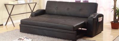 futon, futon bed, klik klak, convertible sofa