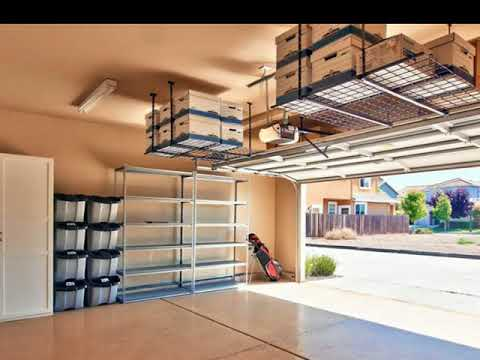 Garage Storage Ideas Roof - Garage ceiling storage ideas
