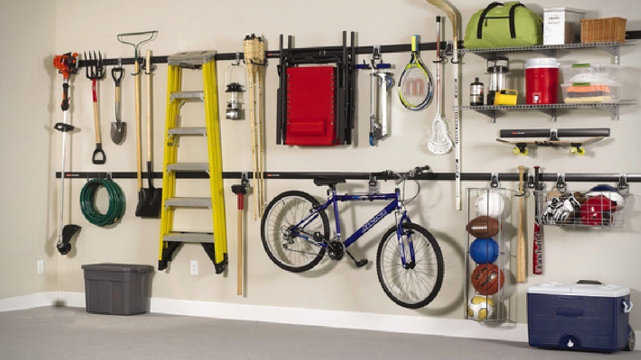 50 Small Garage Storage Ideas