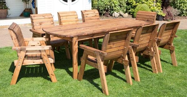 Charles Taylor Garden Furniture, Charles Taylor Furniture - CFS