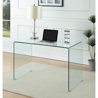 Glass Computer Desk Storiestrending Com