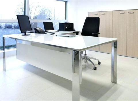 Glass Desk For Office u2013 Padda Desk