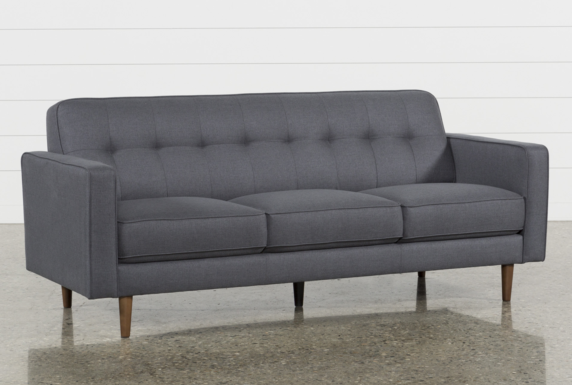 London Dark Grey Sofa (Qty: 1) has been successfully added to your Cart.