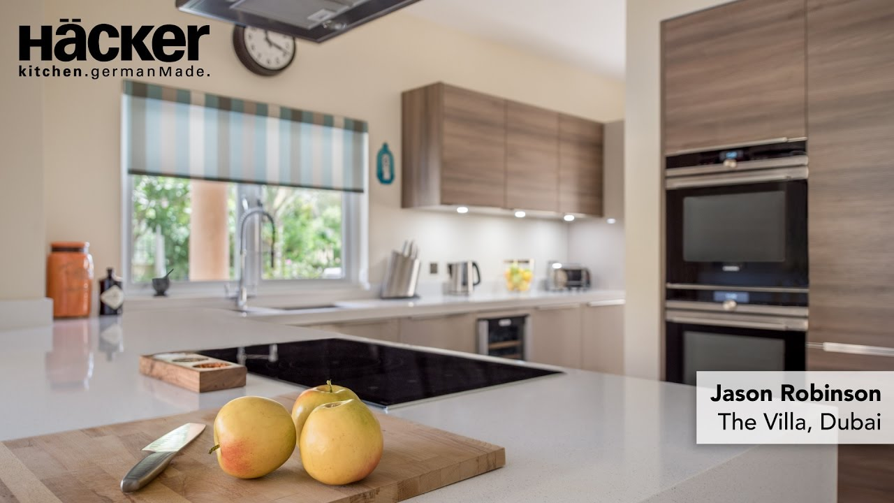 Hacker Kitchens Dubai - Customer Review