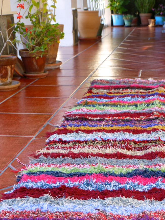 Handmade rugs. Category