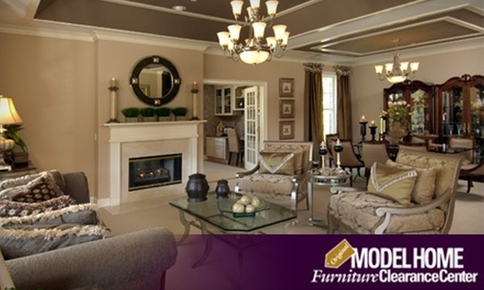 60% Off Home Furnishings in Gaithersburg - Model Home Furniture