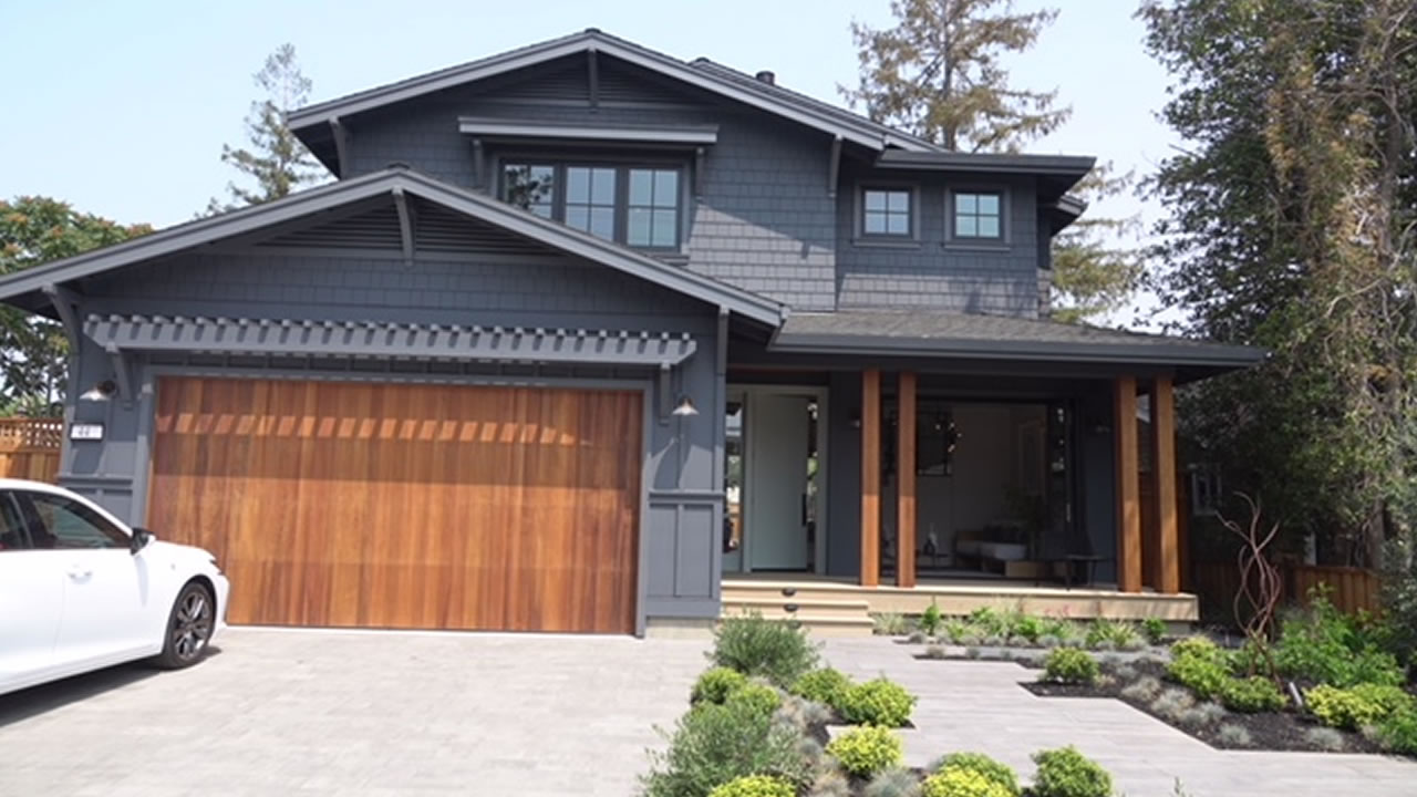 COM: 2018 Sunset Idea House in Los Gatos adds modern touches to Craftsman  design