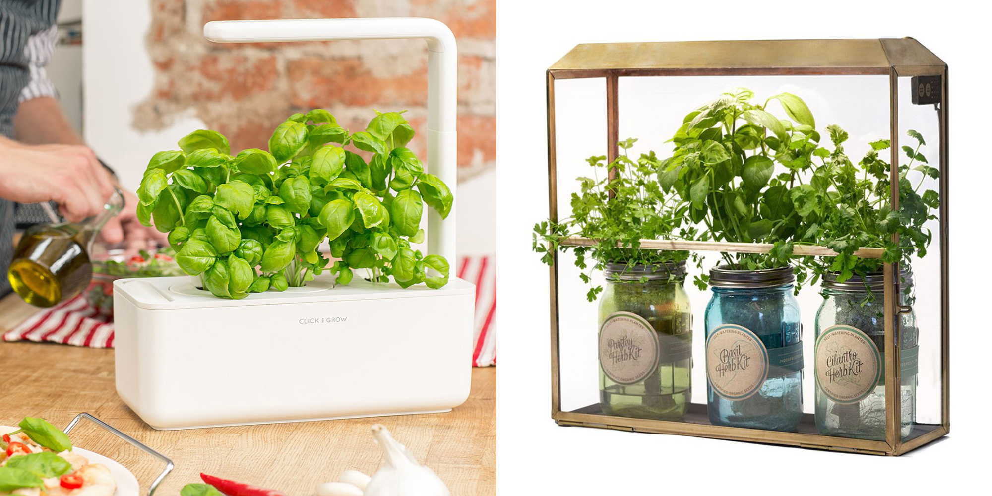 Indoor Herb Garden Kits