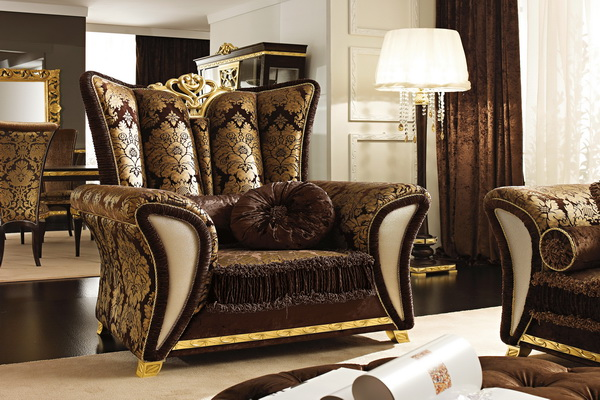 LUXURY ITALIAN GOTHA FURNITURE