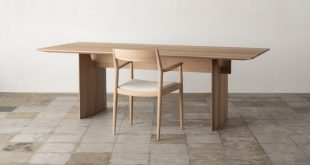 Norm Architects blends Japanese and Danish styles in furniture produced  with Karimoku