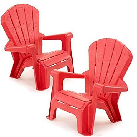 Traveller Location: Kids or Toddlers Plastic Chairs 2 Pack Bundle,Use For  Indoor,Outdoor, Inside Home,The Garden Lawn,Patio,Beach,Bedroom Versatile  and Comfortable