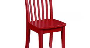 Carolina Kid Chair, Retro Red