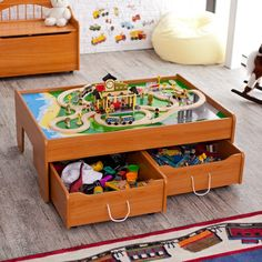 Wooden Honey Train Table Design for Kids | Traveller Location | Best Children  Furniture Design