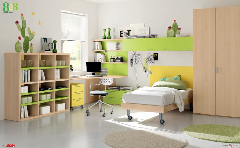 Toddlers Bedroom Furniture With Modern Kids Room Furniture From
