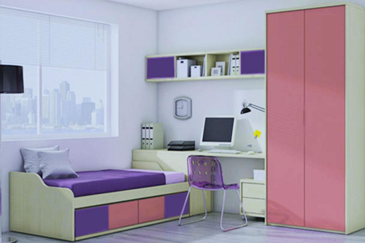 Small Kids Bedroom Furniture