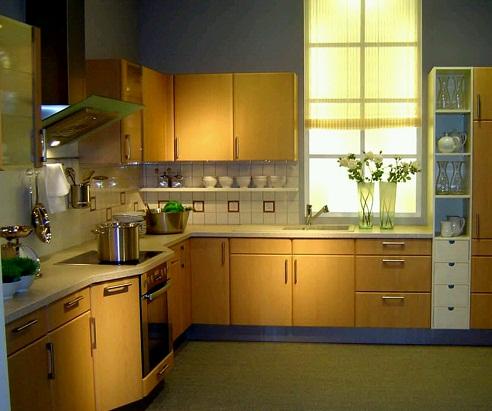 Modern Kitchen Cupboard Design: