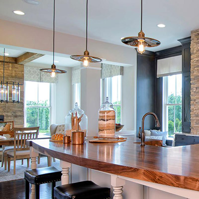 Kitchens are the new family room