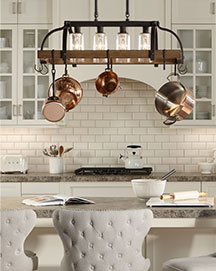 Kitchen Lighting Fixtures. Traditional Kitchen Lighting Ideas