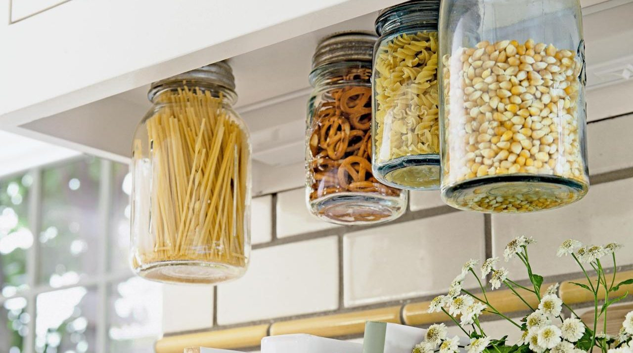 48 Easy Kitchen Storage Hacks And Solutions That Will Instantly Upgrade  Your Life
