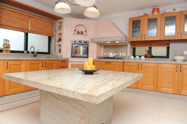 Malta Marble Kitchen Tops