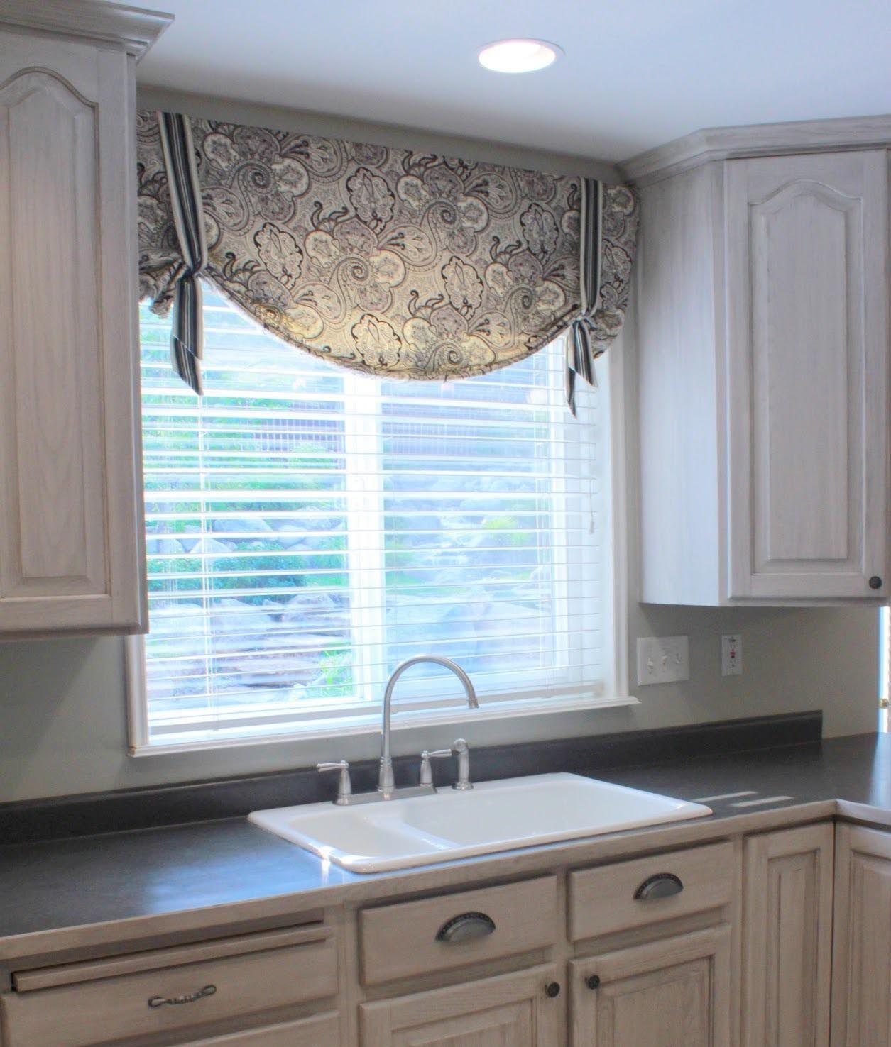 Kitchen Valances for Windows
