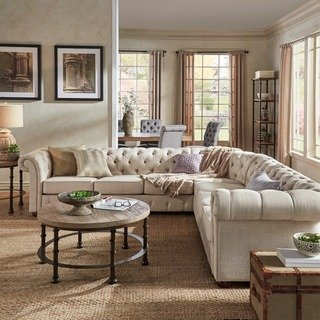 Buy L-Shape Sectional Sofas Online at Overstock | Our Best Living Room  Furniture Deals