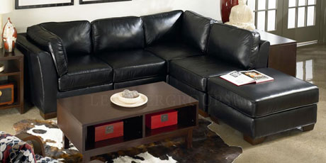 Lane Leather Sectional Sofas :: Lane Leather Furniture ::