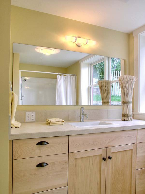 Large Frameless Bathroom Mirrors Large Frameless Wall Mirrors Cheap