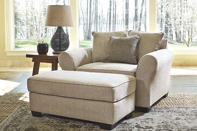 Baxley Chair Ottoman, , large