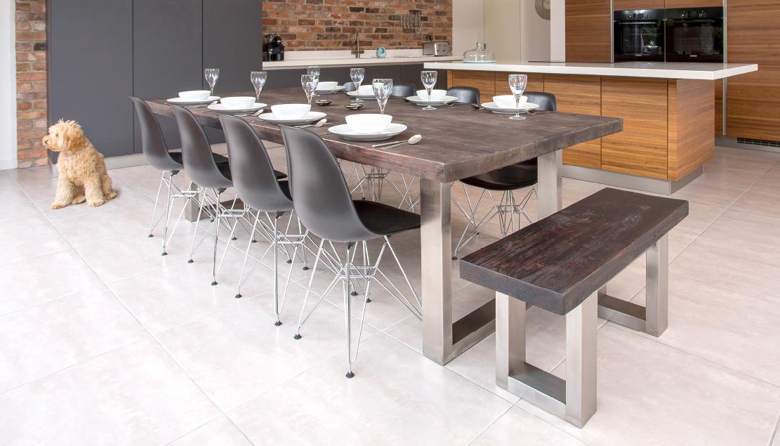 Mac+Wood Signature table design