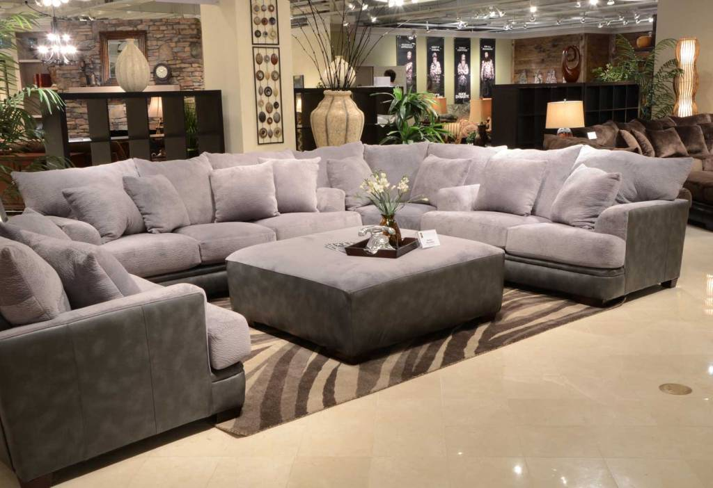 Large Sectional Sofas Calgary